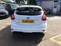 USED 2013 63 FORD FOCUS 1.6 ZETEC S TDCI 5d 113 BHP low mileage diesel with service history