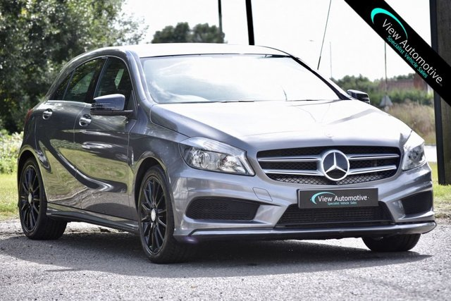 2014 63 MERCEDES-BENZ A CLASS 1.5 A180 CDI BLUEEFFICIENCY AMG SPORT 5d 109 BHP