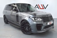 USED 2017 67 LAND ROVER RANGE ROVER VOGUE 3.0 TD V6 Vogue Auto 4WD