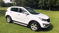 USED 2013 63 KIA SPORTAGE 1.7 CRDI 2 5d 114 BHP **EXCELLENT FINANCE PACKAGES**SERVICE HISTORY**12 MONTHS MOT**