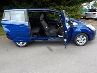 USED 2016 66 FORD B-MAX 1.6 ZETEC 5d AUTO 104 BHP * 1 Owner from New*