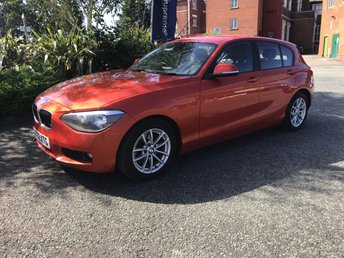 2013 BMW 1 SERIES 116d Efficient dynamics £5995.00