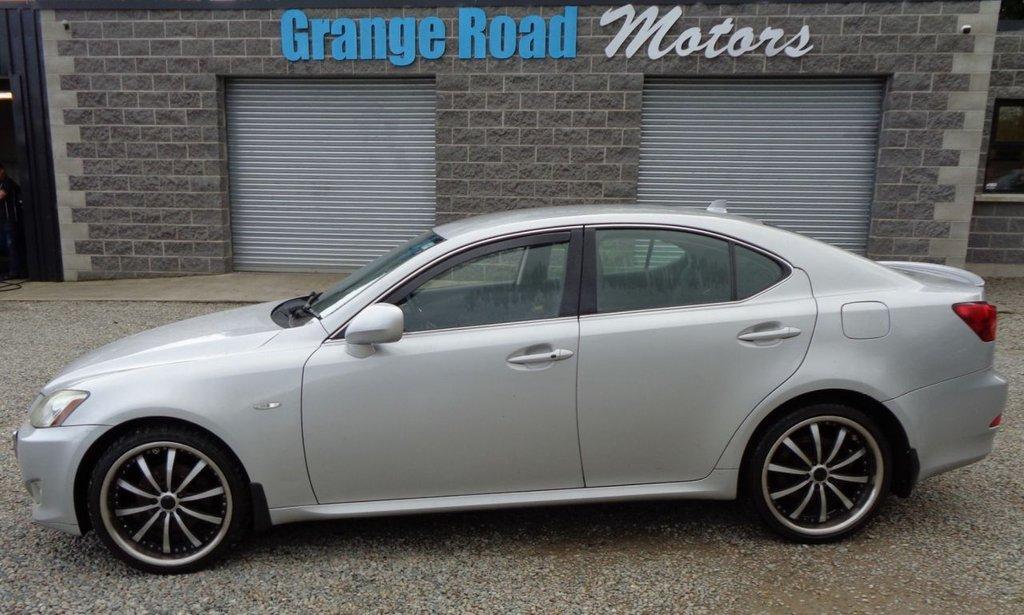 2007 Lexus IS 220d £1,650