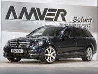 USED 2012 12 MERCEDES-BENZ C CLASS 2.1 C250 CDI BLUEEFFICIENCY SPORT 5d AUTO 202 BHP