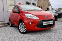 USED 2014 14 FORD KA Zetec 1.2 3dr ( 69 bhp ) One Previous Owner Low Mileage Full Service History Immaculate Condition £30 Road Tax