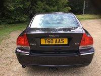 USED 2007 VOLVO S60 2.0 T SE 4d AUTO 177 BHP