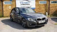 USED 2016 66 BMW 3 SERIES 2.0 320D M SPORT TOURING 5d 188 BHP