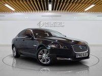 USED 2012 12 JAGUAR XF 2.2 D LUXURY 4d AUTO 190 BHP