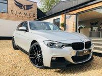 USED 2017 17 BMW 3 SERIES 2.0 320D XDRIVE M SPORT 4d AUTO 188 BHP