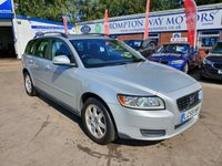 USED 2009 59 VOLVO V50 2.0 D S 5d AUTO 136 BHP 0%  FINANCE AVAILABLE ON THIS CAR PLEASE CALL 01204 393 181