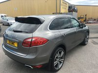 USED 2011 11 PORSCHE CAYENNE 3.0 D V6 TIPTRONIC S 5d AUTO 240 BHP