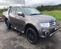 2014 MITSUBISHI L200 2.5 DI-D 4X4 BARBARIAN NO VAT 4dr PICK UP AUTO 175 BHP £13999.00