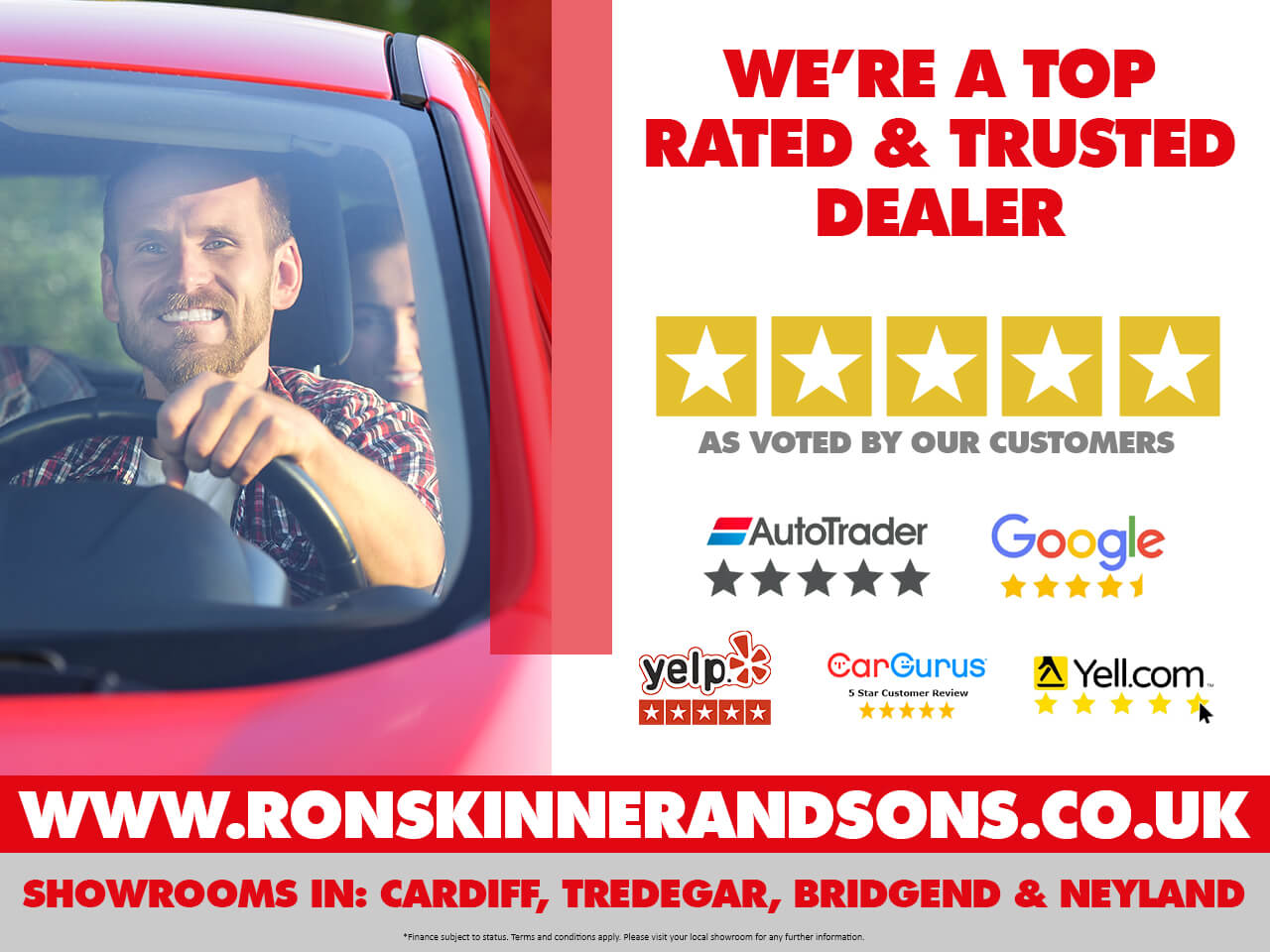RENAULT GRAND SCENIC at Ron Skinner and Sons