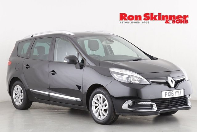 View our 2016 16 RENAULT GRAND SCENIC 1.5 DYNAMIQUE NAV DCI 5d 110 BHP