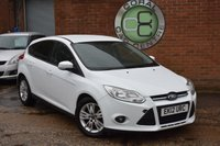 2012 FORD FOCUS 1.0 EDGE 5d 99 BHP £4370.00