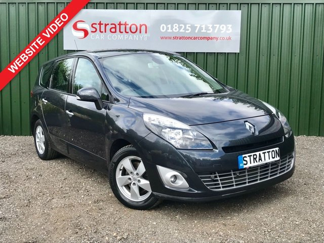 2010 10 RENAULT GRAND SCENIC 1.4 DYNAMIQUE HD Video On Our Website