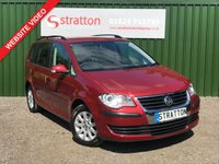 USED 2009 09 VOLKSWAGEN TOURAN 1.9 TDI 7 Seat - HD VIdeo On Our Website