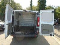 USED 2011 11 VAUXHALL VIVARO 2.0 2700 CDTI 1d 89 BHP
