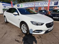 USED 2017 67 VAUXHALL INSIGNIA 1.6 GRAND SPORT SRI NAV 5d AUTO 134 BHP 0%  FINANCE AVAILABLE ON THIS CAR PLEASE CALL 01204 393 181