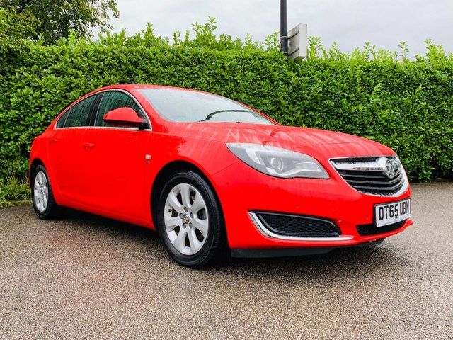 "USED 2016 65 VAUXHALL INSIGNIA 2.0 SE CDTI ECOFLEX S/S 5d 138 BHP We Are Pleased To Offer This Family Friendly Vauxhall Insignia With Full Main Dealer Service History, £0 Tax Per Year And Excellent Fuel Economy Of 76.9MPG, Stay Connected Whilst On The Move With Bluetooth Connectivity, Also This Car Has Climate Control, Air Conditioning, 17"" Alloy Wheels, Cruise Control, Spare Key, Drive Away In Under 1 Hour"