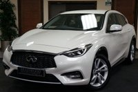 USED 2017 17 INFINITI Q30 1.6 BUSINESS EXECUTIVE 5d 121 BHP