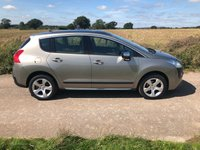 USED 2011 60 PEUGEOT 3008 1.6 EXCLUSIVE HDI 5d 112 BHP
