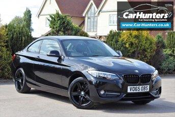 2015 BMW 2 SERIES 1.5 218I SPORT 2d 134 BHP £12995.00