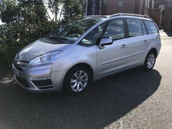 2011 CITROEN C4 GRAND PICASSO 1.6 VTR PLUS HDI 5d 110 BHP £5995.00