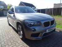 USED 2011 11 BMW X1 2.0 XDRIVE20D M SPORT 5d AUTO 174 BHP FULL SRV HISTORY