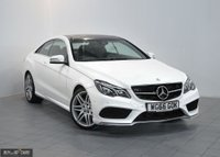 USED 2016 66 MERCEDES-BENZ E CLASS 2.1 E 220 D AMG LINE EDITION 2d AUTO 174 BHP Call us for Finance