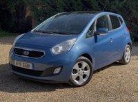 USED 2012 12 KIA VENGA 1.6 3 5d AUTO 123 BHP