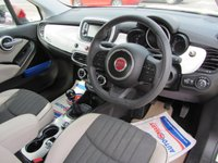USED 2016 16 FIAT 500X 1.4 MULTIAIR LOUNGE 5d 140 BHP