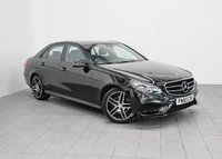 USED 2015 65 MERCEDES-BENZ E CLASS 2.1 E220 BLUETEC AMG NIGHT EDITION 4d AUTO 174 BHP Call us for Finance