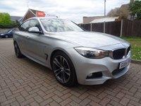 USED 2014 64 BMW 3 SERIES 2.0 320D M SPORT GRAN TURISMO 5d AUTO 181 BHP