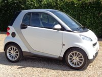 2010 SMART FORTWO 1.0 PASSION MHD 2d AUTO 71 BHP £2999.00
