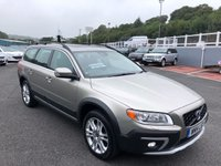 USED 2014 14 VOLVO XC70 2.4 D5 SE LUX AWD 5d 212 BHP Sat Nav, heated seats, memory adjustable seat, sunroof, leather ++