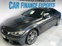 USED 2015 65 BMW 4 SERIES 2.0 425D M SPORT 2d AUTO 215 BHP