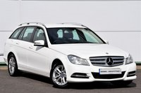 USED 2014 14 MERCEDES-BENZ C CLASS 2.1 C220 CDI EXECUTIVE SE 5d AUTO 168 BHP STUNNING -  HIGH SPEC CAR