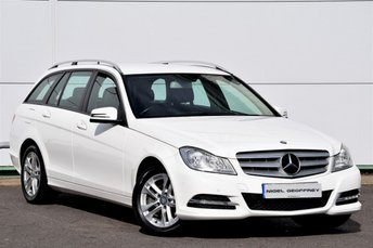 2014 MERCEDES-BENZ C CLASS 2.1 C220 CDI EXECUTIVE SE 5d AUTO 168 BHP £9950.00