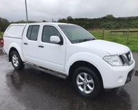 USED 2015 15 NISSAN NAVARA 2.5 DCI ACENTA 4X4 NO VAT 4dr PICK UP 188 BHP 6 MONTHS PARTS+ LABOUR WARRANTY+AA COVER
