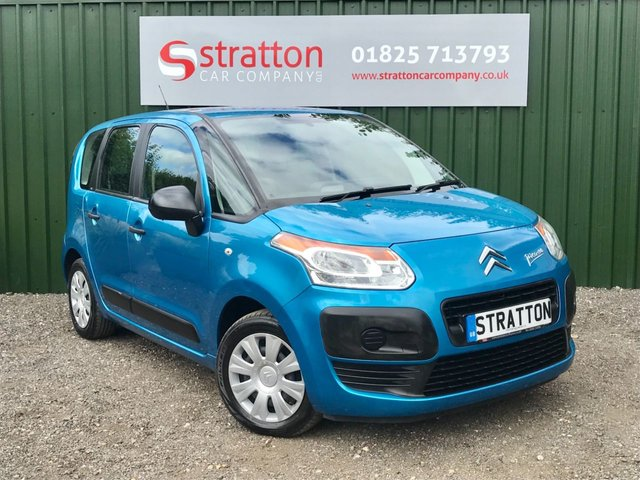 2009 59 CITROEN C3 PICASSO 1.4 PICASSO VT 5d 95 BHP HD Video On Website