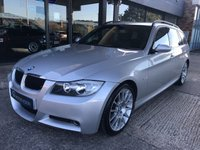 2008 BMW 3 SERIES 2.0 320D EDITION M SPORT TOURING 5d AUTO 174 BHP £SOLD