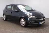 USED 2016 16 VAUXHALL CORSA 1.2 DESIGN CDTI ECOFLEX S/S 5DR 1 OWNER 74 BHP SERVICE HISTORY + FREE 12 MONTHS ROAD TAX + BLUETOOTH + CRUISE CONTROL + AIR CONDITIONING + MULTI FUNCTION WHEEL + ELECTRIC WINDOWS + ELECTRIC MIRRORS