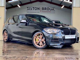 2013 BMW 1 SERIES 3.0 M135I 5d 316 BHP £15490.00