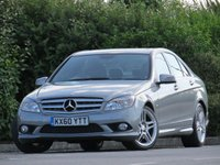 USED 2010 60 MERCEDES-BENZ C CLASS 3.0 C350 CDI BLUEEFFICIENCY SPORT 4d AUTO 231 BHP