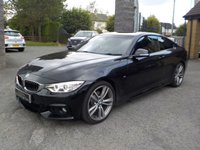 USED 2014 14 BMW 4 SERIES 2.0 420D M SPORT 2d 181 BHP