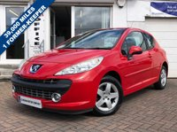 USED 2008 08 PEUGEOT 207 1.4 SPORT 3d 94 BHP SUPPLIED WITH 12 MONTHS MOT, LOVELY CAR TO DRIVE