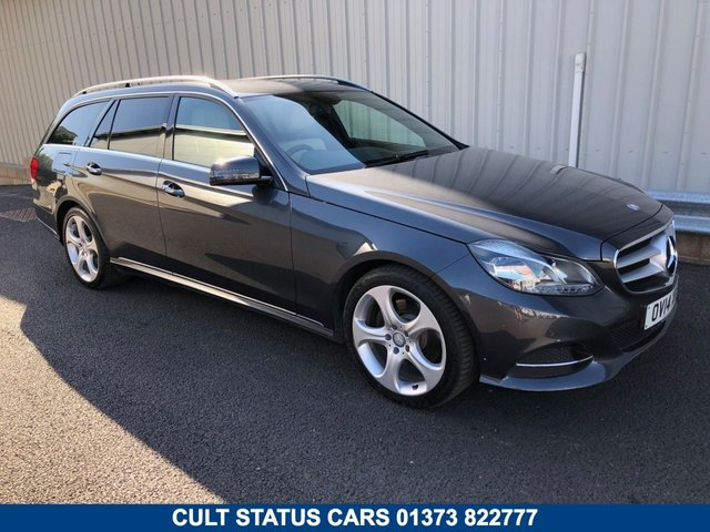 2014 14 MERCEDES-BENZ E CLASS 2.1 E300 BLUETEC HYBRID SE AUTO 202 BHP ESTATE