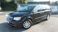 USED 2014 14 CHRYSLER GRAND VOYAGER 2.8 CRD LIMITED 5d AUTO 178 BHP JUST ARRIVED