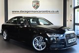 "USED 2016 65 AUDI A6 3.0 BiTDI [320] QUATTRO S LINE 4DR AUTO full service history  Finished in a stunning styled with 19"" alloys. Upon opening the drivers door you are presented with full black leather interior, full service history, satellite navigation, bluetooth, heated seats, rear-view camera, xenon lights, BOSE surround sound, DAB radio, cruise control, climate control, usb/aux port, parking sensors"
